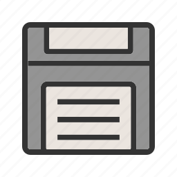 computer, data, file, information, save, sign, web icon