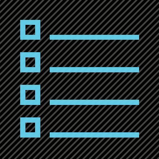 board, checklist, clipboard, list, mark, paper icon