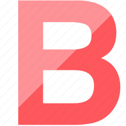 bold, bolded, editing, text icon