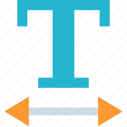 arrow, arrows, extend, extended icon