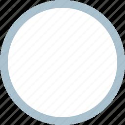 dot, rec, record, shape icon