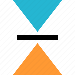 copy, paste, vertical icon