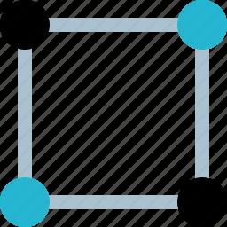 editor, shape, text, tool icon