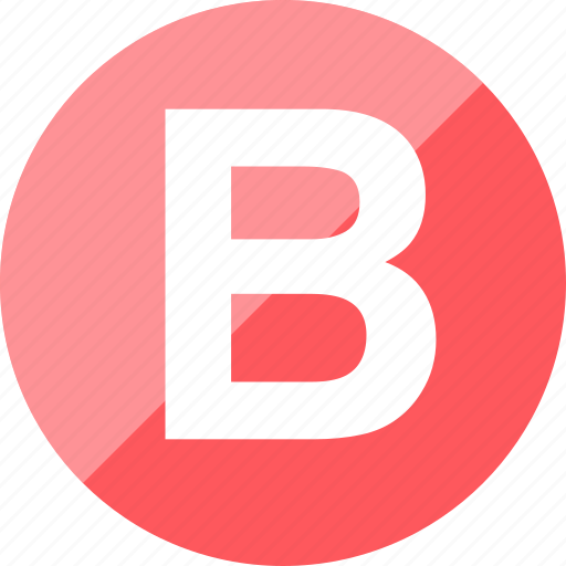 bold, bolded, text icon