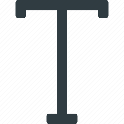 font, text, type, write icon