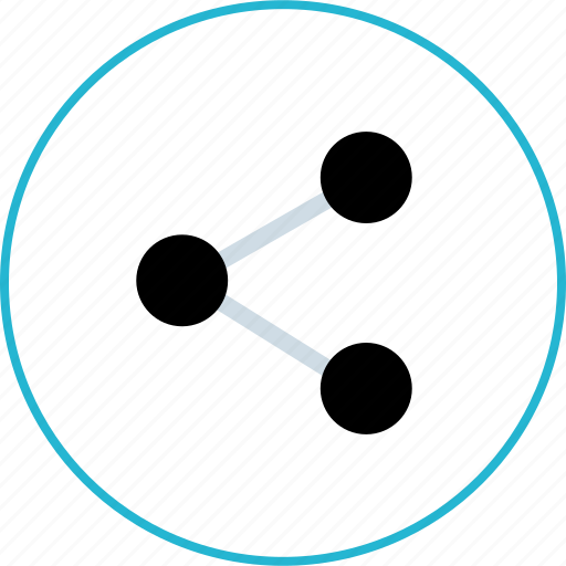 connect, connection, share icon