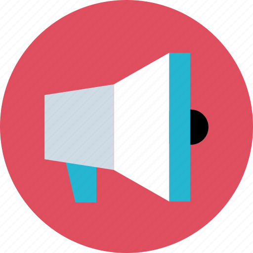 loud, speak, speaker icon