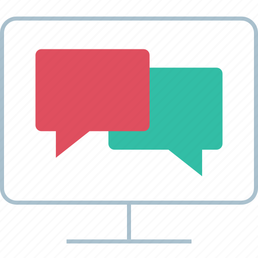 chat, interface, ui, ux icon