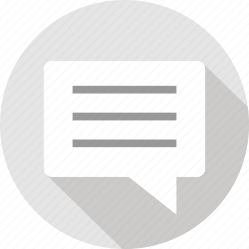 communication, convesation, message, messaging, private, talk, text icon