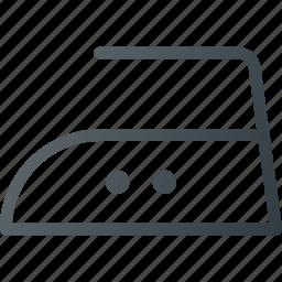 ironing, laundry, medium, sign, temperature, textile, wash icon
