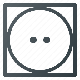 dry, laundry, medium, sign, textile, tumble, wash icon