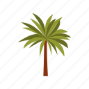 beach, exotic, leaf, nature, palma, summer, tropic icon