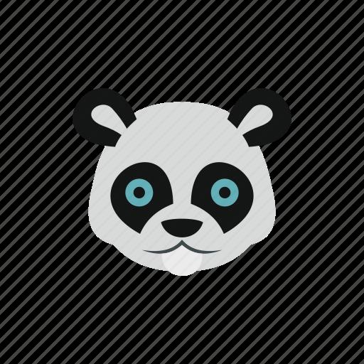 animal, bear, china, nature, panda, wild, wildlife icon