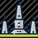pagoda, wat, bangkok, arun, thailand, architecture, landmarks