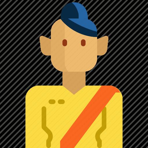 Avatar, dress, thai, thailand, woman icon - Download on Iconfinder