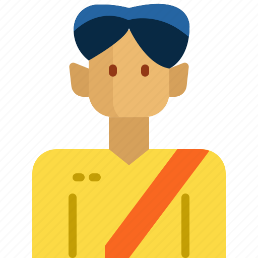 Avatar, man, thai, thailand icon - Download on Iconfinder