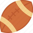 american, ball, football, holidays, thanksgiving icon