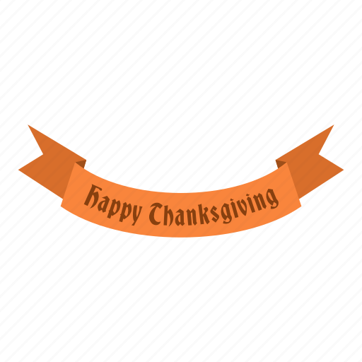 celebrate, feast, happiness, happy, joy, ribbon, thanksgiving icon