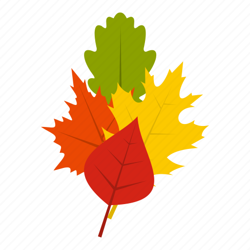 October Nature Season Leaves Blog Fall Maple Icon