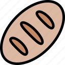 bread, family, food, holiday, october, thanksgiving icon