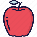 apple, dinner, food, holiday, thanksgiving icon
