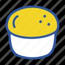 bagel, bake, cake, dessert, pastry, scone, hygge