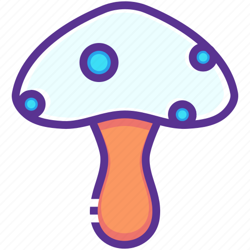 autumn, food, mushroom, thanksgiving, vegetable icon