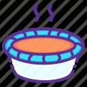 cake, dessert, pie, pumpkin, sweet, thanksgiving, hygge