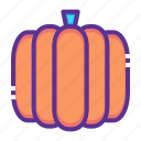 autumn, food, pumpkin, thanksgiving, vegetable icon