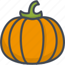 day, food, holiday, pumpkin, thanksgiving, vegetable icon