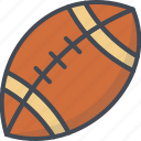 american, ball, day, football, game, holiday, thanksgiving icon