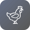 bird, chicken, food, hen, thanksgiving, turkey icon