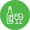 celebration, champagne, party, thanksgiving, wine icon