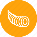 abundance, cornucopia, thanksgiving icon