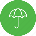 protection, safety, thanksgiving, umbrella icon