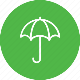 protection, safety, thanksgiving, umbrella icon