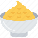 potato, food, thanksgiving, mashed, dinner, holiday icon