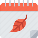 thanksgiving, autumn, dinner, calendar, holiday, day icon