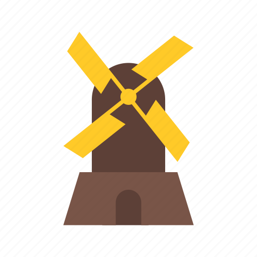 farm, mill, power, turbine, wind, windfarm, windmill icon