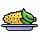 cooking, corn, eating, food, healthy, meal, thanksgiving icon