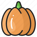 eating, food, halloween, pumpkin, thanksgiving, vegetable icon