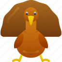 dinner, food, holiday, thanksgiving, turkey icon