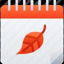 autumn, calendar, day, dinner, holiday, thanksgiving icon