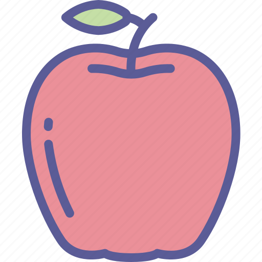 Apple, dinner, food, holiday, thanksgiving icon - Download on Iconfinder