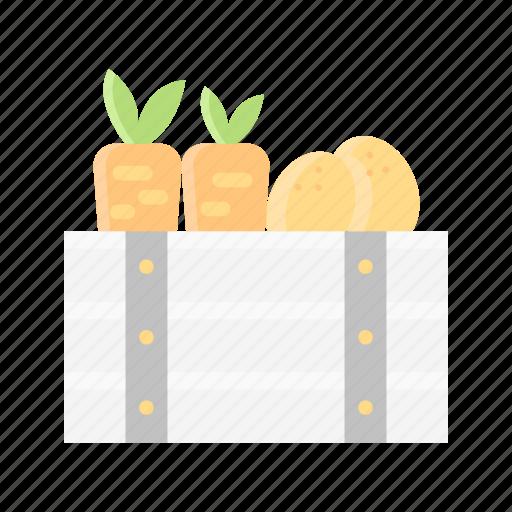 america, dinner, fruit, holiday, thanksgiving, vegetables icon