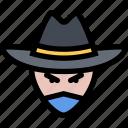 bandit, bandits, crime, criminal, mafia, mafioso