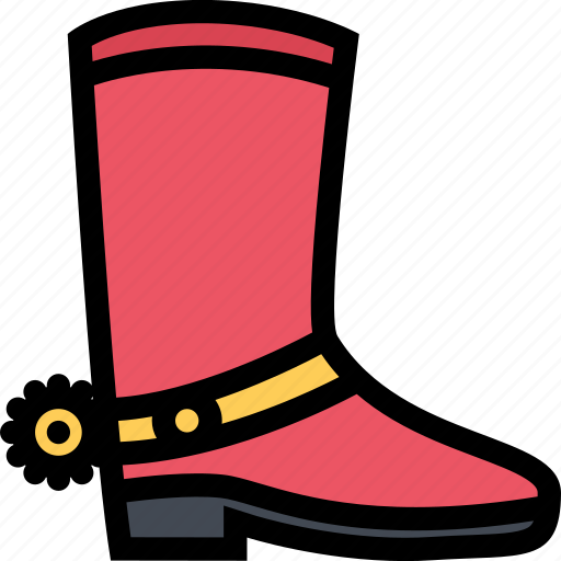boots, fashion, footwear, shoes icon