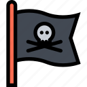 flag, pirate, pirate flag, pirates, skull