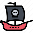 cargo, ship, steamship, tanker, vessel icon