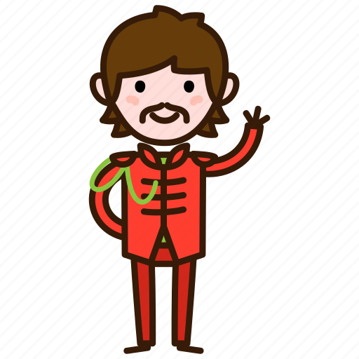 band, beatles, george, george harrison, music, the, the beatles icon